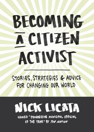 Becoming a Citizen Activist by Nick Licata