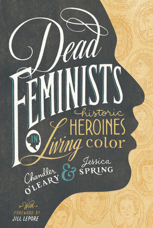 The cover of the book Dead Feminists