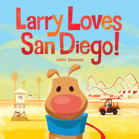 Larry Loves San Diego!
