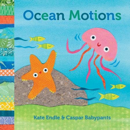 Ocean Motions by Caspar Babypants