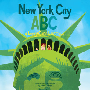 New York City ABC: A Larry Gets Lost Book