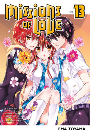 Missions of Love 13 by Ema Toyama