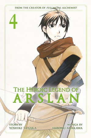 The Heroic Legend of Arslan 4