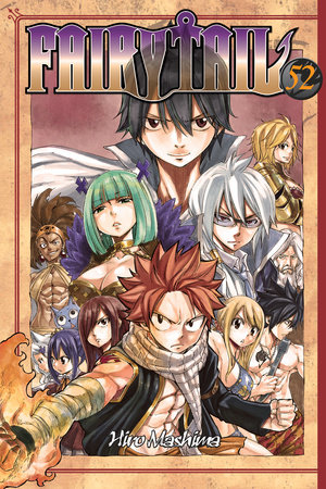 Fairy Tail 52 by Hiro Mashima