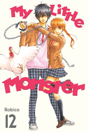 My Little Monster 12 by Robico