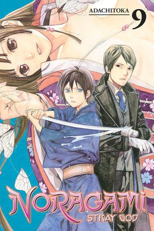 Noragami: Stray God 9 by Adachitoka