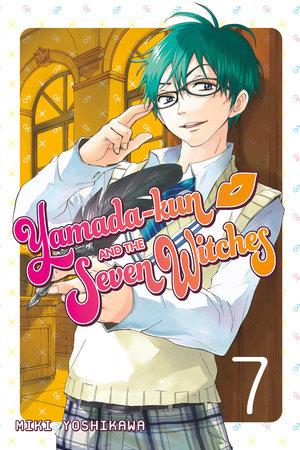 Yamada-kun and the Seven Witches 7 by Miki Yoshikawa