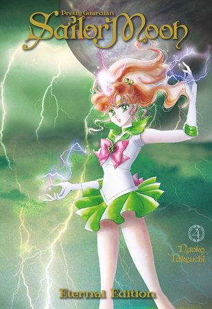 Sailor Moon Eternal Edition 4 by Naoko Takeuchi