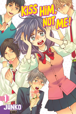 Kiss Him, Not Me 1 by JUNKO