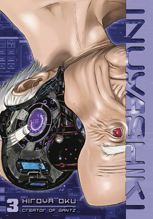 Inuyashiki 3 by Hiroya Oku