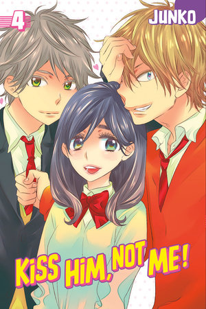 Kiss Him, Not Me 4 by Junko