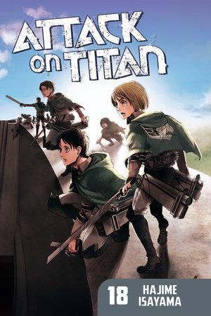 Attack on Titan 18