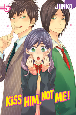 Kiss Him, Not Me 5 by Junko