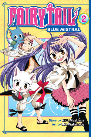 Fairy Tail Blue Mistral 2 by Hiro Mashima