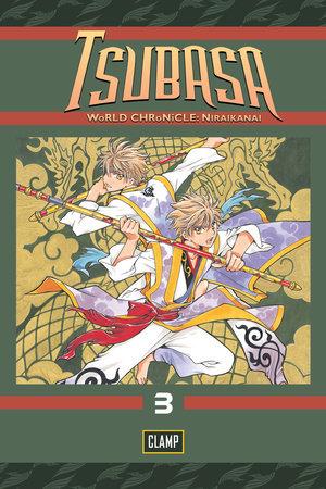 Tsubasa: WoRLD CHRoNiCLE 3 by CLAMP