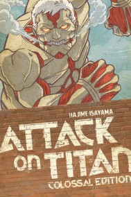 Attack on Titan: Colossal Edition 3