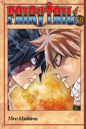 Fairy Tail 59 by Hiro Mashima