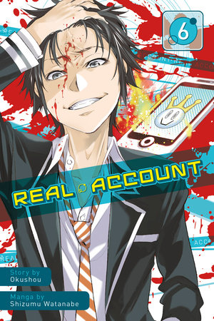 Real Account 6 by Okushou