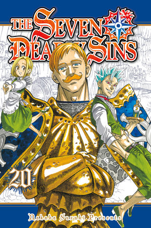the seven deadly sins 20 by nakaba suzuki penguinrandomhouse com