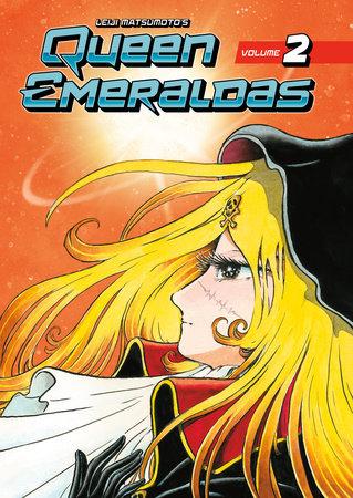 Queen Emeraldas 2 by Leiji Matsumoto