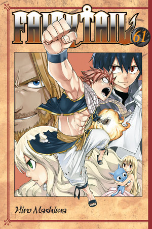 Fairy Tail 61 by Hiro Mashima