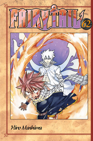 Fairy Tail 62 by Hiro Mashima
