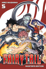 FAIRY TAIL Master's Edition Vol. 5