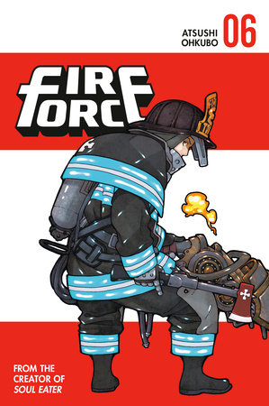 Fire Force 6 by Atsushi Ohkubo