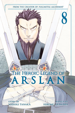 The Heroic Legend of Arslan 8