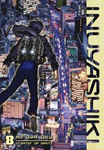 Inuyashiki 8