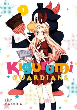 Kigurumi Guardians 1 by Lily Hoshino