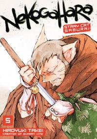 Nekogahara: Stray Cat Samurai 5