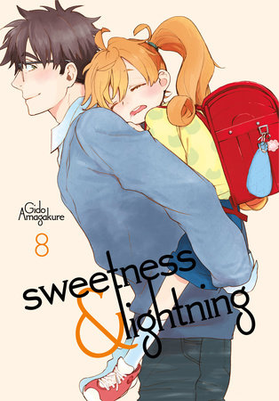 Sweetness and Lightning 8 by Gido Amagakure