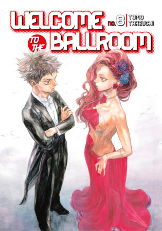 Welcome to the Ballroom 8 by Tomo Takeuchi