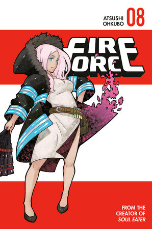 Fire Force 8 by Atsushi Ohkubo