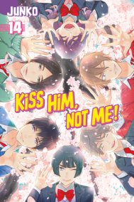 Kiss Him, Not Me 14