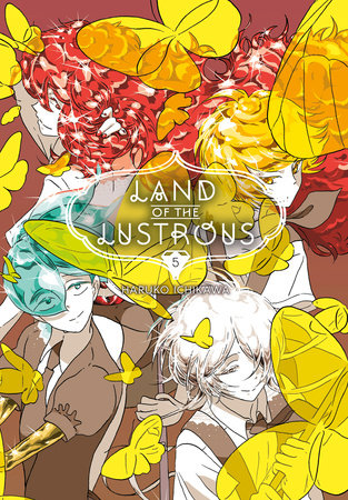 Land of the Lustrous 5 by Haruko Ichikawa