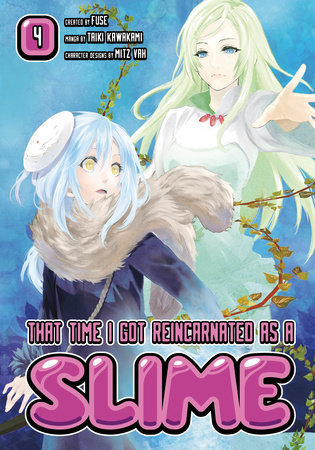 That Time I Got Reincarnated as a Slime 4 by Fuse