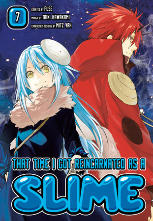 That Time I Got Reincarnated as a Slime 7 by Fuse