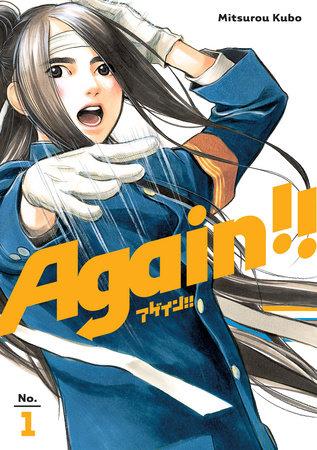 Again!! 1 by Mitsurou Kubo