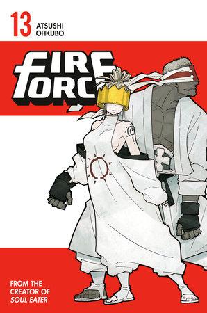 Fire Force 13 by Atsushi Ohkubo