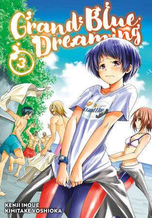 Grand Blue Dreaming 3