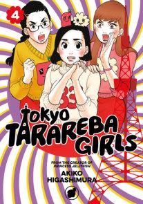 Tokyo Tarareba Girls 4