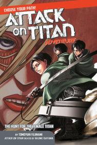 Attack on Titan Choose Your Path Adventure 2