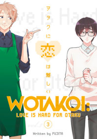 Wotakoi: Love is Hard for Otaku 3