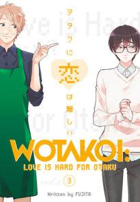 Wotakoi: Love is Hard for Otaku 3