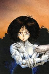 Alita: Battle Angel Manga Movie Tie-In Edition