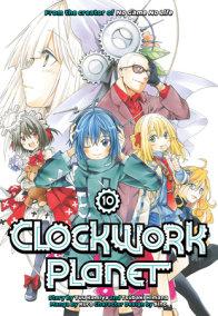 Clockwork Planet 10