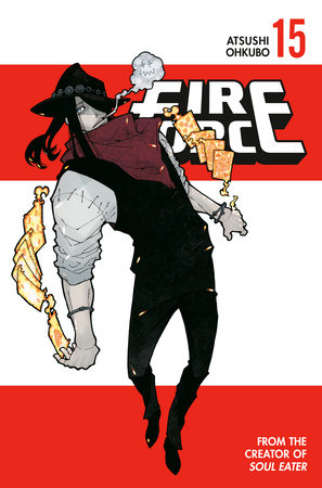 Fire Force 15 by Atsushi Ohkubo