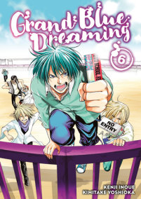 Grand Blue Dreaming 6